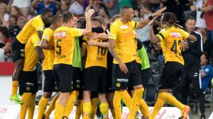 joueurs BSC Young Boys