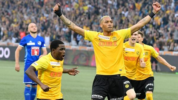 Guillaume Hoarau joueurs BSC Young Boys